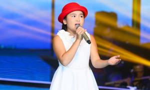 Thiện Nhân Voice nhí lay động khán giả với ca khúc quê hương