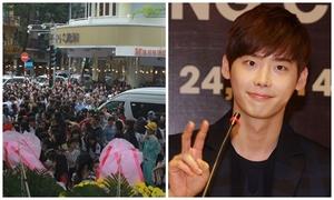 Lee Jong Suk sẽ tổ chức fan meeting cuối năm nay