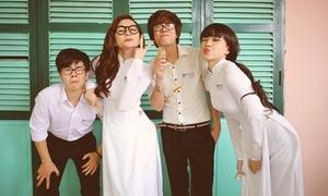 Khám phá 'mật danh' trường học cực độc của teen Sài thành