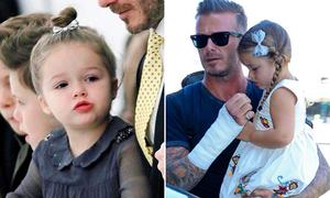 3 đặc điểm style ấn tượng của con gái Vic-Beck