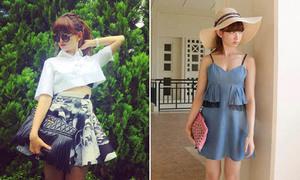 Style của nữ hoàng gợi cảm AKB48, Kojima Haruna