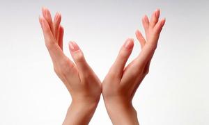 Xem tính tình qua khoảng cách giữa các ngón tay