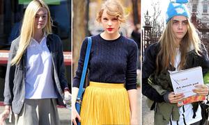 Cảm hứng cho style nữ sinh từ 3 sao teen đình đám