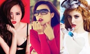 Hot girls Việt sở hữu làn môi khiến fan boys ngất ngây