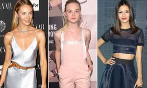 Đồ đẳng cấp nhất Tuần lễ thời trang của sao Hollywood
