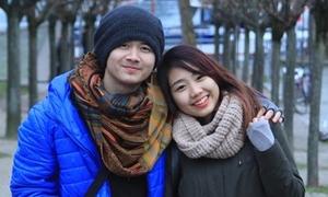 Miss Teen Thu Trang gửi thư tình cho người yêu hơn 7 tuổi