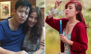 Sao Việt 15/9: Diễm My 9x khoe người yêu, Bà Tưng hồi teen