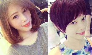 Hot or not: Chán tóc dài, Linh Rin chuyển qua tém cá tính