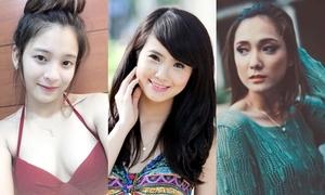 3 cô em gái xinh đẹp của tuyển thủ bóng đá Việt