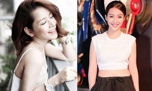 Kiểu trang phục lật tẩy khuyết điểm của 6 hot girl Việt