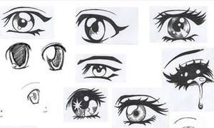 5 cách vẽ mắt chibi từ dễ đến khó