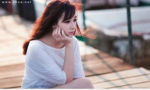Cô bạn Mộc Châu thích make-up hàng giờ không biết chán
