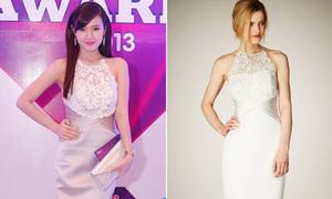Fan tò mò tin Midu thanh lý một loạt váy hàng hiệu