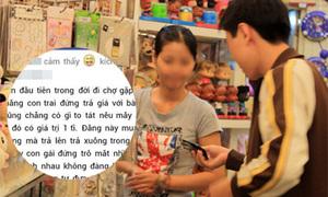 Chê con trai đi chợ trả giá là 'đàn bà', thiếu nữ bị ném đá
