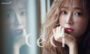 Suzy, Jessica tóc rối sành điệu