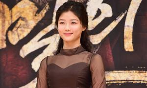 Sao nhí Kim Yoo Jung càng lớn càng xinh