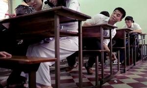 Cách chọn chỗ ngồi trong lớp của 5 kiểu 'thánh'