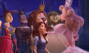 'Huyền thoại xứ Oz: Dorothy trở lại' - phim hoạt hình đỉnh  cho tháng 9