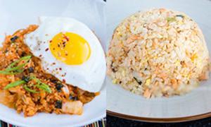 3 món cơm rang đổi vị cho ngày lười