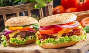 Bánh burger yêu thích đo tham vọng nghề nghiệp của bạn