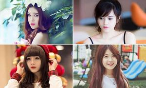 Phong cách khác biệt của 4 nàng 'búp bê Việt'