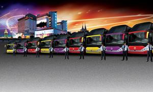 Khám phá đất nước Chùa Vàng bằng xe Limo Bus