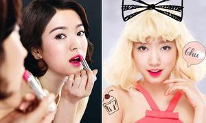 8 mỹ nhân thống lĩnh thị trường mỹ phẩm Hàn