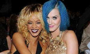 Katy Perry, Rihanna bị nghi tính kế làm bẽ mặt Taylor Swift