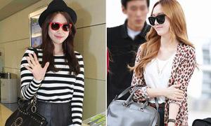 4 lý do thời trang sân bay của sao Hàn gây cuồng