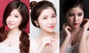An Japan thay đổi khi make-up đậm, nhạt