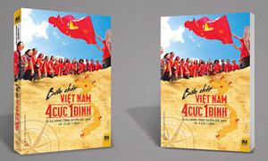 5 bạn may mắn nhận sách 'Bước chân Việt Nam 4 cực 1 đỉnh'