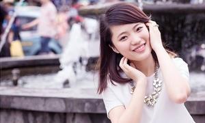 Thanh Tuyết - cô nàng luật sư tương lai xinh xắn, học giỏi