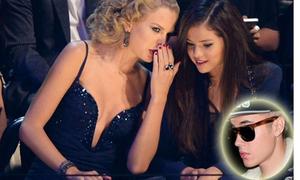 Selena Gomez tin bạn trai hơn cả Taylor Swift