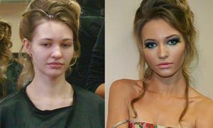 Loạt ảnh lật tẩy sức mạnh khó tin của công nghệ make-up