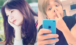Sao Hàn 1/10: Krystal đẹp mơ màng, Hong Ki là 'thánh tự sướng'