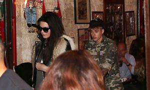 Justin Bieber và Kendall Jenner hẹn hò ăn tối