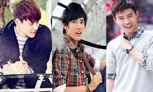 4 du học sinh Việt đẹp trai, long lanh như sao Hàn