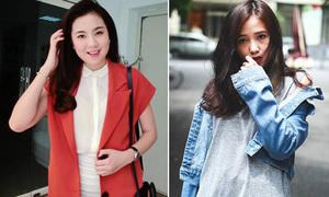 3 kiểu áo khoác mùa thu được hot girl Việt mê tít
