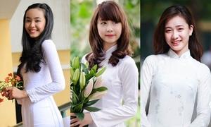 Chấm điểm dàn hot girls Việt đọ dáng với áo dài