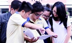 3 ĐH lớn tại TP HCM công bố đề án tuyển sinh 2015