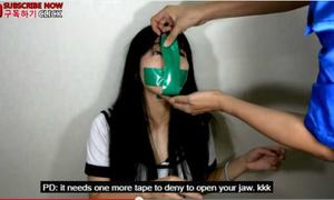 Video 'bắt cóc bịt miệng' cực hot của nữ sinh Hàn