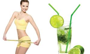 5 mẹo uống nước chanh để giảm mỡ bụng