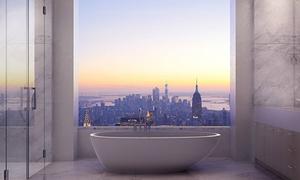 Cuộc sống đáng ước ao trong căn hộ sang chảnh nhất NewYork
