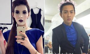 Sao Việt 18/10: Andrea như búp bê ma, Hoài Lâm làm cô dâu 'ngố tàu'