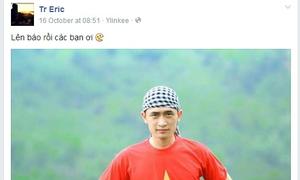 Trò giả link báo troll bạn bè 'hoành hành' Facebook