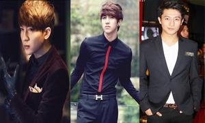 So độ lịch lãm của 7 hot boy Việt khi diện vest