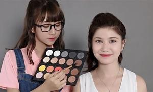 Video: Quỳnh Anh Shyn trang điểm style Hàn cho An Japan