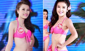 20 nhan sắc đầu tiên vào chung kết Hoa hậu Việt Nam