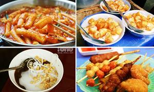 10 món ăn vặt rẻ ngon sưởi ấm cho ngày Hà Nội se lạnh