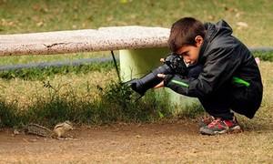 Loạt ảnh đẹp mê hồn của nhiếp ảnh gia 9 tuổi đoạt giải 'khủng'